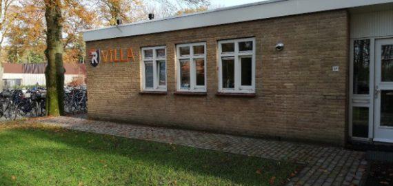 Villa Revius in Doorn vangnet voor vastlopende scholieren